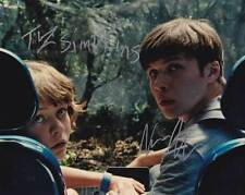 Jurassic World In-person AUTHENTIC Autographed Cast Photo COA SHA #40138