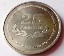 DDR, Medaille  Zivilverteidigung - 25 Jahre Anerkennung