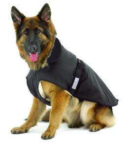 Hundemantel Outdoor 2in1 - Hundejacke - Regenmantel - Hundebekleidung