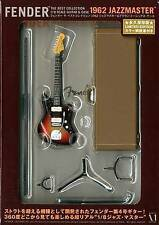 NEW FENDER THE BEST COLLECTION 1962 JAZZMASTER (Japanese Edition)