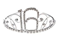 Simply Beautiful Finest Crystal Diamante Sweet 16th Birthday Tiara.