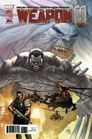 WEAPON H #1 HULK WOLVERINE WEAPON X MARVEL COMIC BOOK MARCH 2018 NEW 1