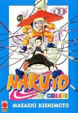 NARUTO COLOR 23 - PLANET MANGA PANINI - NUOVO