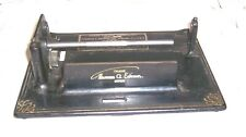 EDISON FIRESIDE MODEL B PHONOGRAPH BED PLATE