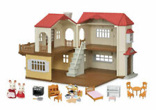 Calico Critters CC1797 Red Roof Country Home Gift Set