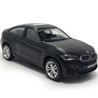 BMW X6 M 1:43 Die Cast Modellauto Auto Spielzeug Model Sammlung Pull Back