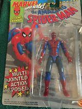 amazing spiderman toy biz