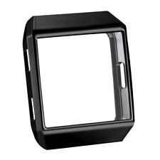 For Fitbit Ionic Frame Cover Case Accessory Protective Black Shockproof Rugged