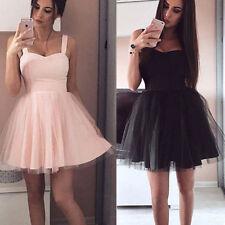 Spaghetti Strap Short Formal Dresses