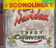 Grupo Canaveral De Humberto Pabon Fiesta Navidad CD+DVD New Nuevo sealed