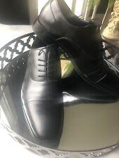KENNETH COLE REACTION News Oxford Lace Up Shoes  Men's Size 11 M Black