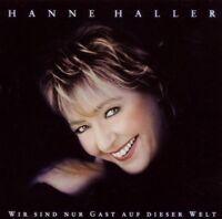 """HANNE HALLER """"WIR SIND NUR GAST..."""" CD NEUWARE!!!!!"""