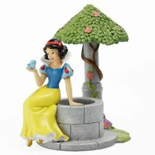 Snow White Disney Magical Moments Wishing Well Figurine