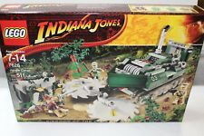LEGO 7626 Indiana Jones Jungle Cutter  NIB  FREE SHIPPING