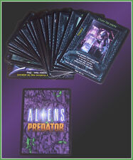 Alien vs Predator CCG Collectible Card Game Predator Starter Set 50 Cards Unused