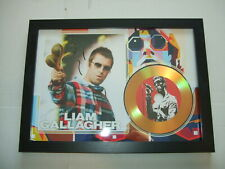 LIAM GALLAGHER  SIGNED  DISC 65