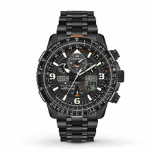 New Citizen Eco-Drive Skyhawk A-T Chronograph Men's Watch JY8075-51E