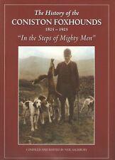 SALISBURY NEAL FOX HUNTING BOOK HISTORY OF THE CONISTON FOX HOUNDS hardback NEW