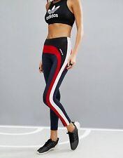 adidas Women's 2PC OUTFIT  ARCHIVE LEGGINGS  &  TREFOIL SPORTS BRA  UK:12 US:MED