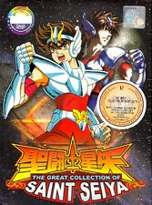 Saint Seiya The Great Collection Of Saint Seiya 10 DVD 0 Region Quality Box Set