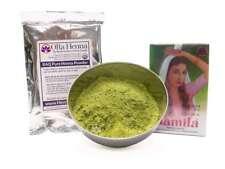 ORa Organic Rajasthani Henna Jamila Combo Fresh Mehndi Sifted BAQ Powder 100g ea