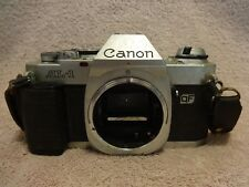 CANON AL-1 QF CAMERA BODY WAS OPERATIONAL, FOR SALE FOR PARTS OR REPAIR
