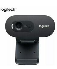 New listing New Logitech Webcam C270i Hd Laptop Video Calling Usb Auto Light Adjust Camera