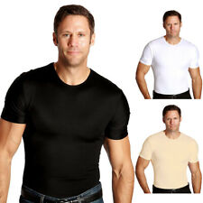 Insta Slim Crewneck Firming Compression Slimming Under Shirt