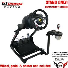 GT Omega Steering Wheel stand for Thrustmaster TX Racing wheel TH8A shifter PRO