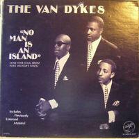 The Van Dykes - No Man Is An Island (Vinyl LP - 1982 - US - Original)