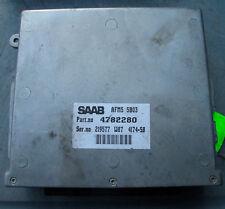 1999 - 2002 Saab 9-3 93 PCM ECM ECU Engine Control Module - 4782280