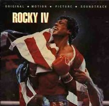 Various Artists - Rocky 4 (Original Soundtrack) [New Cd] Bonus Track, Rmst