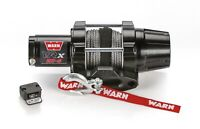 Warn 101020 VRX Winch 25-S w/ 2,500 lb. Line Pull Rating & Synthetic Rope