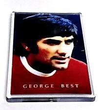 Manchester United Fridge Magnet George Best Legend Football Gifts