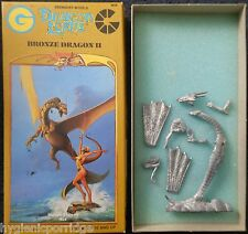1989 Dragón De Bronce 2 Lords Granadero Modelos 9609 Dungeons & Dragons AD&D Wyrm