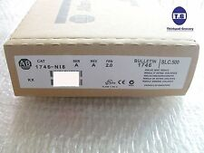 For 1746-NI8 1746NI8 SLC 500 Analog Input NEW in Box NIB