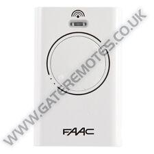 FAAC XT2 868SLH Gate & Garage Door Remote Transmitter Keyfob