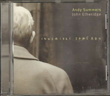 ANDY SUMMERS JOHN ETHERIDGE Invisible Threads CD Police Soft Machine