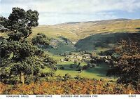 BR90867 yorkshire dales wharfedale bucken and buckden pike  uk
