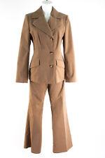 LAUREL Hosenanzug Gr. 38 Baumwolle Stretch Blazer Hose Jacket Pants Casual Suit