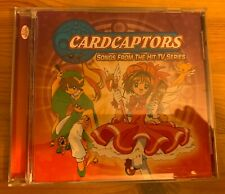"""Htf soundtrack Cd: """"Cardcaptors: Songs From The Hit Tv Series"""" great condition!"""