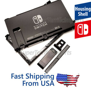 Replacement Housing Shell 👌 Case Nintendo Switch Console HAC-001. Top & bottom