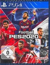 PES 2020 - Pro Evolution Soccer 2020 - PS4 - Neu & OVP - Deutsche Version