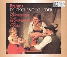 , Brahms: Deutsche Volkslieder, Excellent, Audio CD