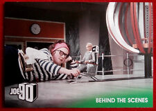 JOE 90 - BEHIND THE SCENES - Card #46 - GERRY ANDERSON COLLECTION - Unstoppable