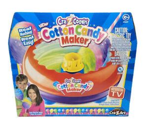 Crazart Cotton Candy Maker Deluxe Machine Birthday Party Cra-Z-Cookin