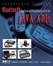Bluetooth Application Programming with the Java APIs Essentials Edition (The Mo