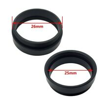 Microscope Objective Lens Adapter Ring Female Thread M25 25 mm to Male M26 26 mm