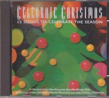 Celebrate Christmas - Kenny Loggins,Bill medley,Donna summer,marilyn Mccoo  [Cd]