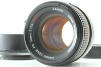 【AS-IS】 Canon FD 50mm f/1.4 S.S.C ssc MF SLR Lens FD Mount From Japan 659